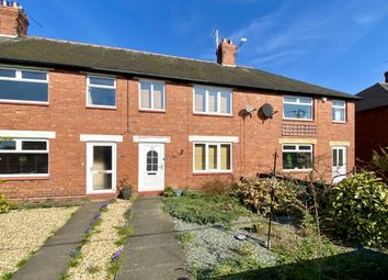 Thumbnail 2 bed terraced house for sale in Newcastle Road, Shavington, Crewe