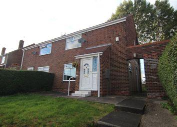 Thumbnail 2 bed semi-detached house for sale in Surtees Avenue, Bowburn, Durham