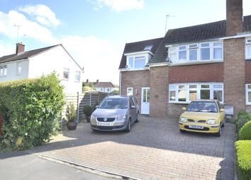 Thumbnail 4 bed semi-detached house for sale in Chosen Way, Hucclecote, Gloucester