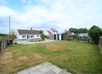 Thumbnail 2 bed detached bungalow for sale in Gainsborough Road, Saxilby