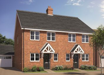 Thumbnail 2 bedroom semi-detached house for sale in Walshes Road, Crowborough