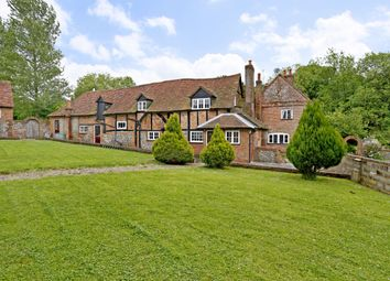 Thumbnail 5 bed farmhouse to rent in Cookshall Lane, West Wycombe, High Wycombe