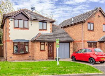 Thumbnail 3 bed detached house for sale in Poplarwoods, Bartley Green, Birmingham, - Three Bed Detached