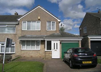 Thumbnail Semi-detached house to rent in Westerdale, Spennymoor