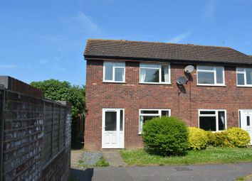 Thumbnail 3 bed semi-detached house for sale in Peregrine Way, Grove, Wantage