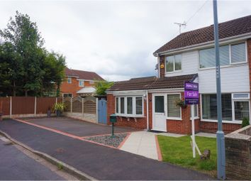 Thumbnail 3 bed semi-detached house for sale in Swallow Close, Liverpool