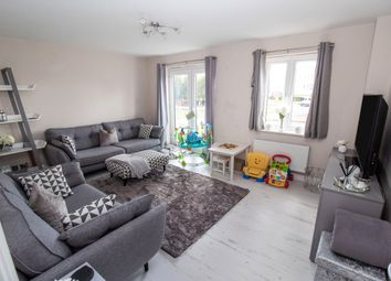 Thumbnail 4 bed semi-detached house for sale in Cook Avenue, Hempsted, Peterborough