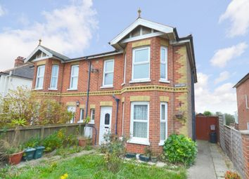 Thumbnail 3 bed flat for sale in Eddington Road, Seaview