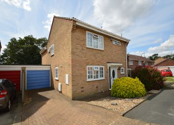 Thumbnail 4 bed detached house for sale in Newark Close, Ipswich