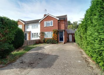 Thumbnail 3 bed semi-detached house for sale in Malone Road, Woodley, Reading, Berkshire
