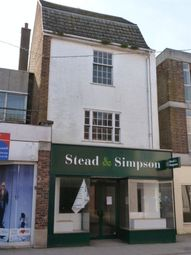 Thumbnail Retail premises for sale in King Street, Great Yarmouth