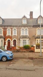 Thumbnail 5 bedroom terraced house for sale in Clive Street, Cardiff