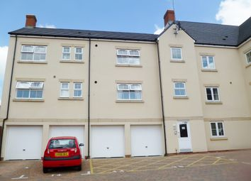 Thumbnail 2 bedroom flat for sale in Cloatley Crescent, Royal Wootton Basset, Swindon