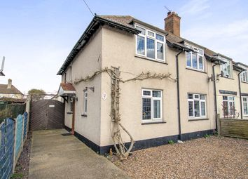 Thumbnail 3 bed semi-detached house for sale in Heath Way, Erith