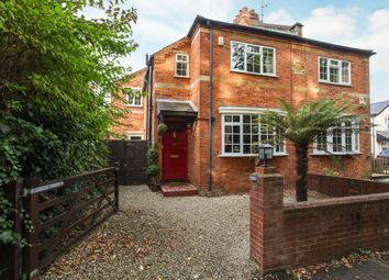 Thumbnail 3 bed semi-detached house for sale in Whitmore Lane, Sunningdale, Ascot