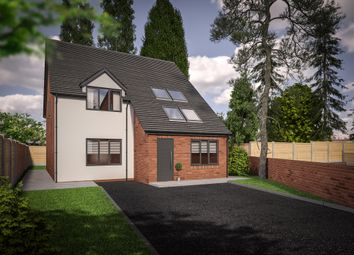 Thumbnail 4 bedroom detached house for sale in Mayors Walk, Pontefract