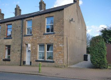 Thumbnail 1 bed terraced house to rent in Market Street, Mottram, Hyde