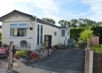 Thumbnail 1 bed mobile/park home for sale in Frodsham Park Homes, Marsh Lane, Frodsham