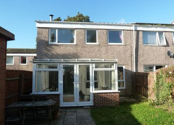 Thumbnail 3 bed terraced house to rent in Sturges Road, Exmouth