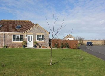 Thumbnail 3 bed semi-detached bungalow for sale in Marine Avenue, Sutton-On-Sea, Mablethorpe