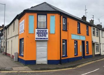 Thumbnail Restaurant/cafe for sale in Railway Street, Strabane, County Tyrone