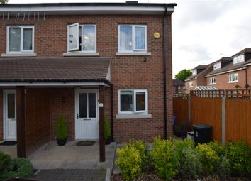 Thumbnail 3 bed semi-detached house for sale in North Hill Drive, Romford