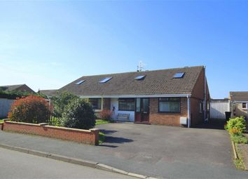 Thumbnail 3 bed semi-detached bungalow for sale in Witham Way, Swindon, Wiltshire