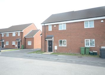 Thumbnail 4 bed semi-detached house to rent in Macs Close, Padworth, Reading