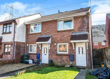 Thumbnail 2 bed end terrace house for sale in Carreg Yr Afon, Godrergraig, Swansea
