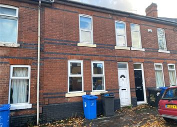 Thumbnail 2 bed terraced house for sale in Drewry Lane, Derby