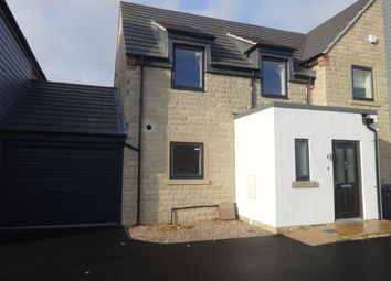 Thumbnail 2 bed flat for sale in Plumbley Hall Road, Mosborough, Sheffield