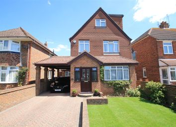 5 bed detached house for sale in Cross Road, Southwick, Brighton BN42