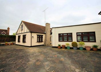 Thumbnail 5 bed detached bungalow for sale in Hamlet Road, Collier Row, Romford