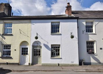 Thumbnail 2 bed terraced house for sale in Maryport Street, Usk, Monmouthshire