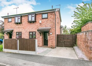 2 bed semi-detached house to rent in Byron Close, Blacon, Chester CH1