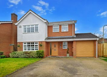 Thumbnail 4 bed detached house for sale in Shearwater Drive, Bicester