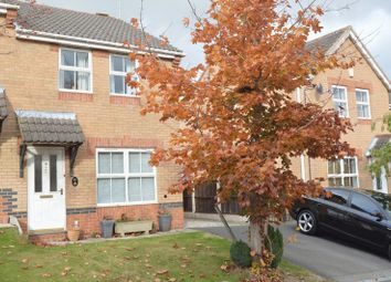 Thumbnail 3 bed semi-detached house for sale in Bluebell Close, Shirebrook, Mansfield
