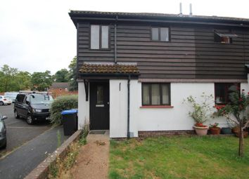 Thumbnail 2 bed end terrace house to rent in Rokeby Court, Woking
