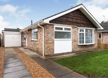 Thumbnail 2 bed detached bungalow for sale in Owlwood Lane, Dunnington, York