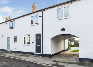 2 bed terraced house for sale in Argyle Mews, Eastwood, Nottingham, Nottinghamshire NG16