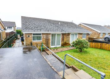 Thumbnail 2 bed semi-detached bungalow for sale in Caerleon Grove, Castle Park Merthyr Tydfil