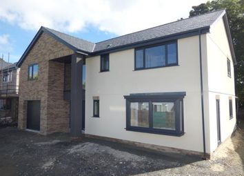 Thumbnail 4 bed detached house for sale in Plot 1, Y Graig Development, Off Cil Y Graig, Llanfair Pg