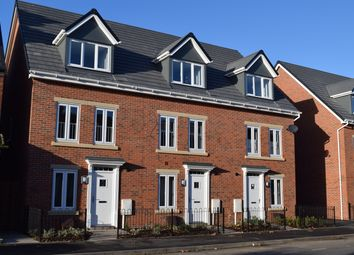 Thumbnail 3 bedroom mews house to rent in Shobnall Street, Burton-On-Trent