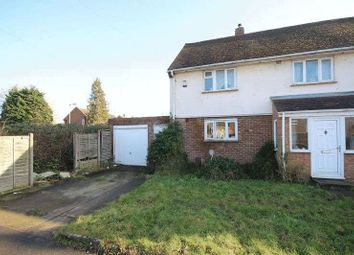 Thumbnail 3 bed semi-detached house for sale in Long Croft Road, Luton