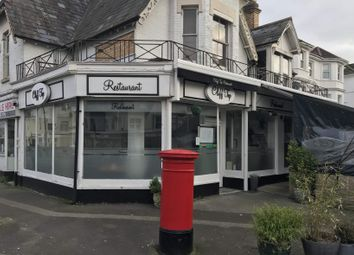 Restaurant/cafe for sale in Restaurant, Bournemouth BH2