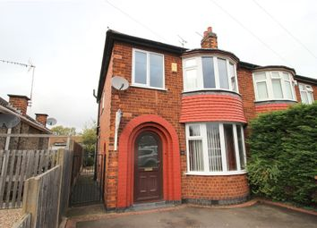 Thumbnail 3 bed semi-detached house for sale in Rosedale Avenue, Alvaston, Derby