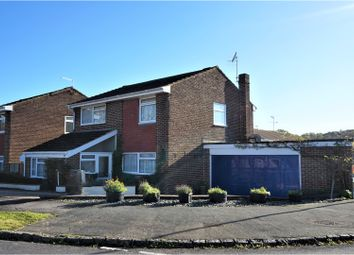 Thumbnail 5 bed detached house for sale in Tiltwood Drive, Crawley