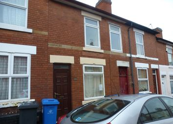 Thumbnail 4 bedroom terraced house for sale in Moss Street, Derby