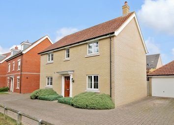 Thumbnail 4 bed detached house for sale in Sage Court, Red Lodge