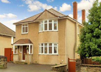 Thumbnail 3 bed detached house for sale in Highdale Avenue, Clevedon